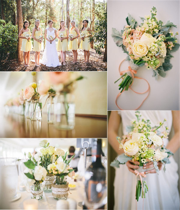 pale-yellow-wedding-theme