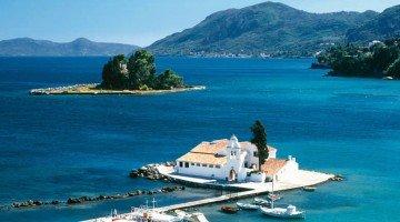 Κέρκυρα: γαμήλιο ταξίδι στο νησί των Φαιάκων gamos ΓΑΜΟΣ
