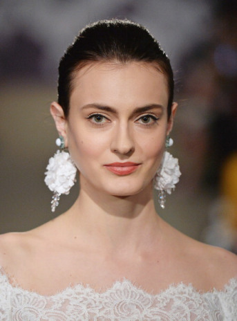 Spring 2015 Bridal Collection - Carolina Herrera - Show