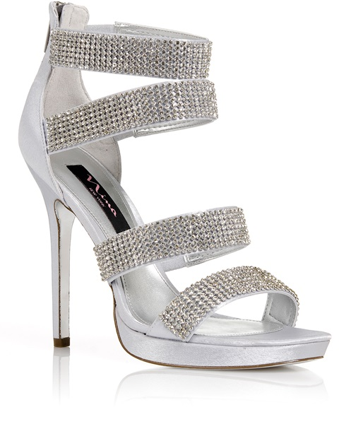 Νυφικά παπούτσια Nak 2014 - Οδηγός Γάμου και Βάπτισης 2014 4624463e1a4